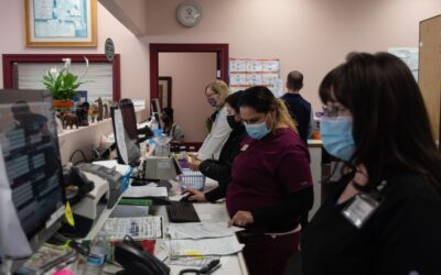 Wapato pharmacy rallies its staff, volunteers to deliver 975 coronavirus shots in less than a week